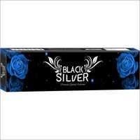 Black Silver Agarbatti