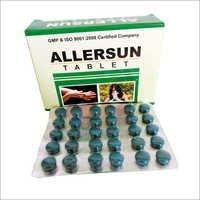 Allersun Tablet For Anti Allergic Drug