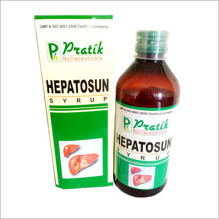 Hepatosun Syrup Double Concentrate Liver Tonic