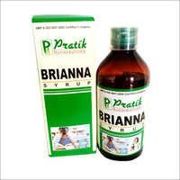 Branna Syrup For Student Brain Tonic