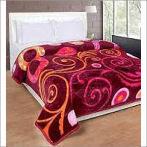Double Bed Mink Blanket