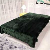 Green Mink Blanket