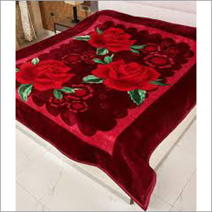 Single Bed Mink Blanket