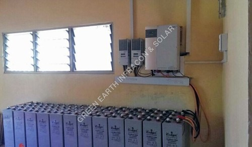 Industrial Battery Bank