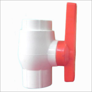 Upvc Single Union Design Ball Valve