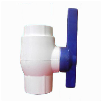 Industrial Upvc Single Union Design Ball Valve