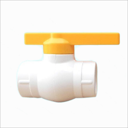 Plus Upvc Ball Valve