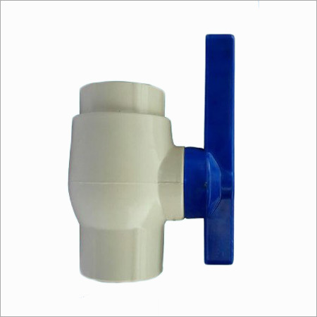 Single Union Design Ball Valve