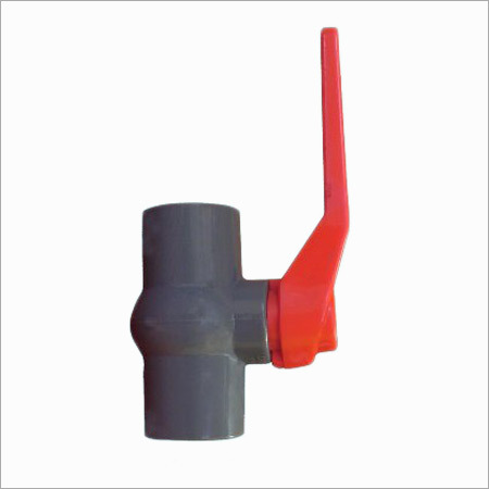Pvc Ball Valve Long Handle