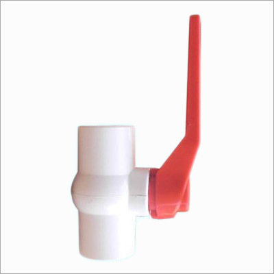 Upvc Compact Ball Valve Long Handle