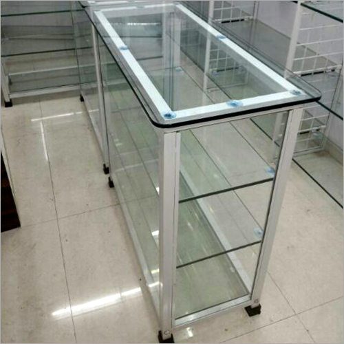 Shopping Mall Display Rack