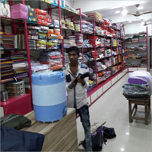 Support départemental de magasin