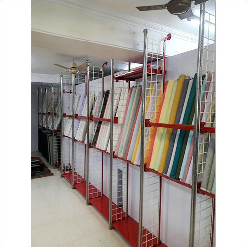 Suiting Shirting Racks