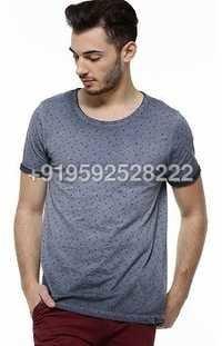 U Neck/ Scoop Neck T-Shirt