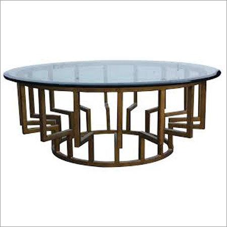 Fancy Metal Tables