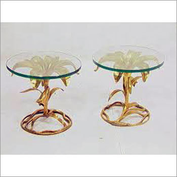 Fancy Metal Tables