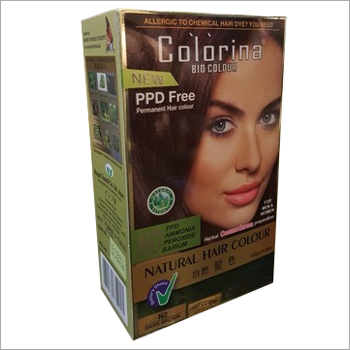 PPD FREE HAIR COLOR