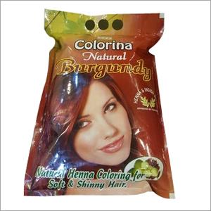 COLORINA BURGUNDY HENNA POWDER