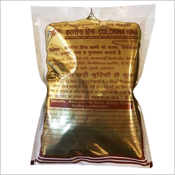 COLORINA  GUJRATI HERBAL HENNA POWDER