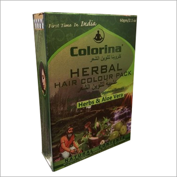 COLORINA HERBAL HAIR COLOR PACK