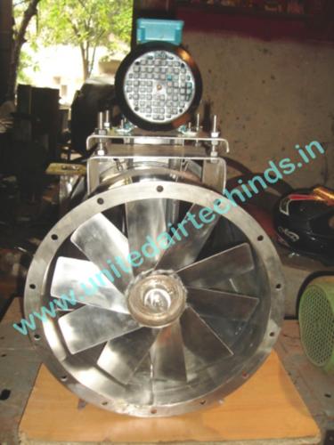 Axial Fan V-Belt Drive