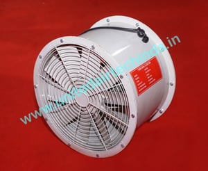Industrial Wall Mounted Fans