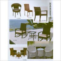 Aluminum Wooden Furniture