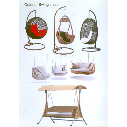 Outdoor Furniture Jhula Manufacturer Outdoor Furniture Jhula
