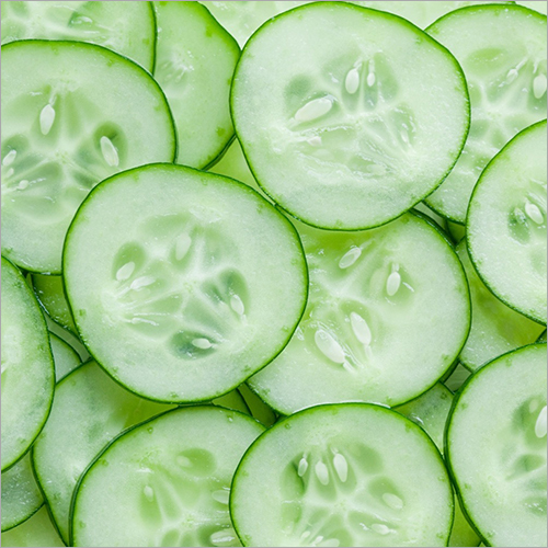 Fresh Cut Cucumber