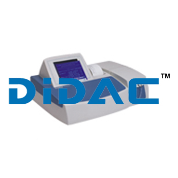 Semi Automated Clinical Chemistry Analyzer