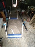 Parallel Bar Foldable Used For Rehabilitation Purpose