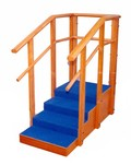 Training Stairs (Single Side)