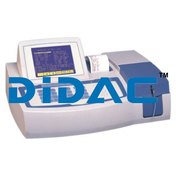 Next Generation Clinical Chemistry Analyser