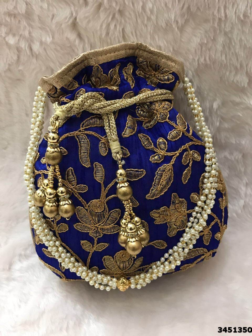 Beautiful Ethnic Potli Bag