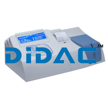 Open System Clinical Chemistry Analyser
