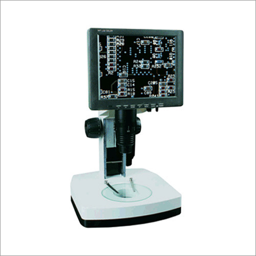 LCD Stereo Microscopes