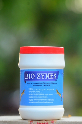 Bio Zymes Aqua Feed Supplements