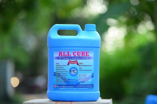 ALL CURE Filamentous Algaecide Sanitizer.
