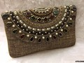 Traditional Ladies Clutch Bag