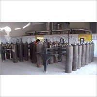 Cylinder Filling Manfold