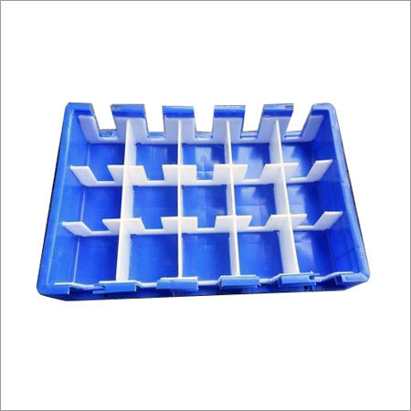 Fabricated Plastic Crates