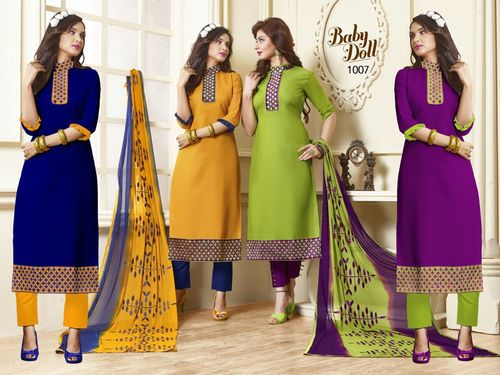 Girls Salwar Kameez