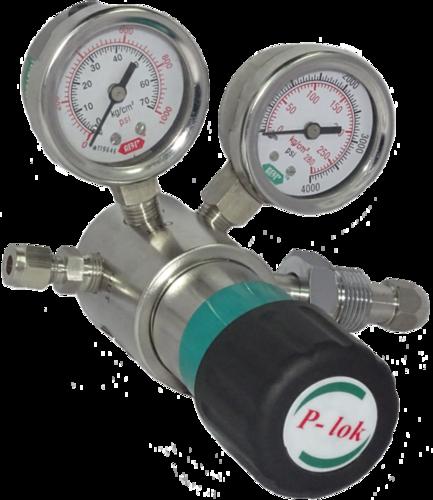 High Pressure Piston Type Cylinder Regulator