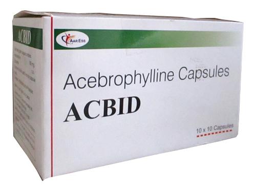 Acebrophylline 100mg