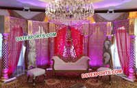 Rajasthani Modern Fiber Stage