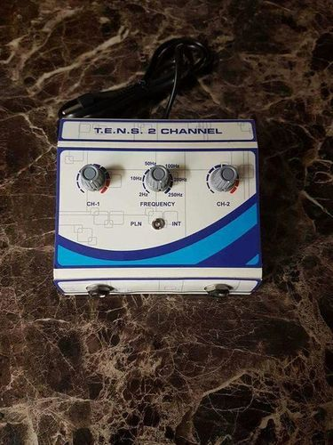 Portable Dual Tens Channel