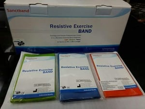 Resistive Exercise Band