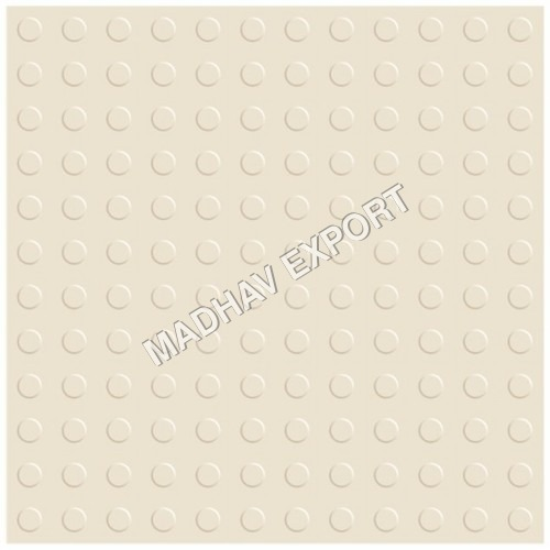 Button Ivory Parking Tiles