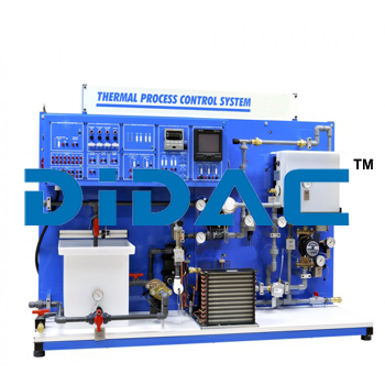 Temperature Process Control Learning System