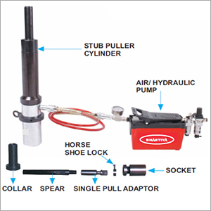Air Hydraulic Stub Puller